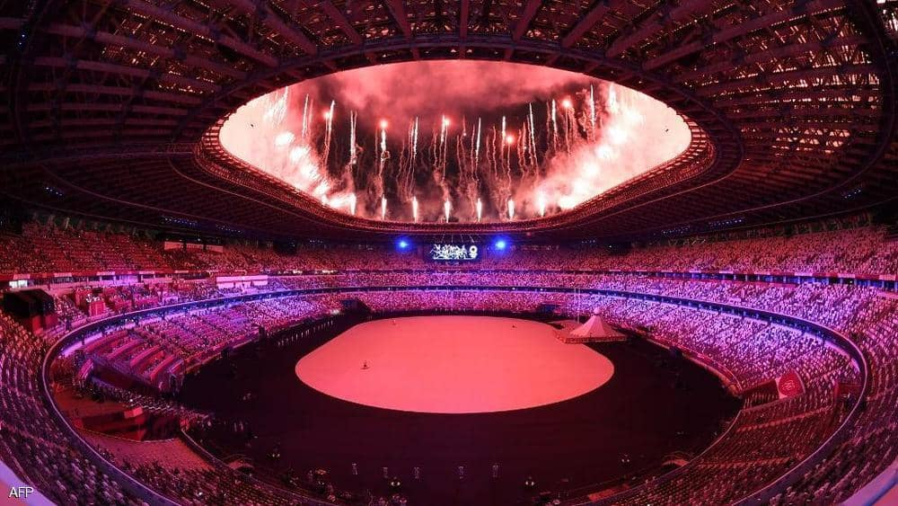 Opening of the strangest Olympic Games in records